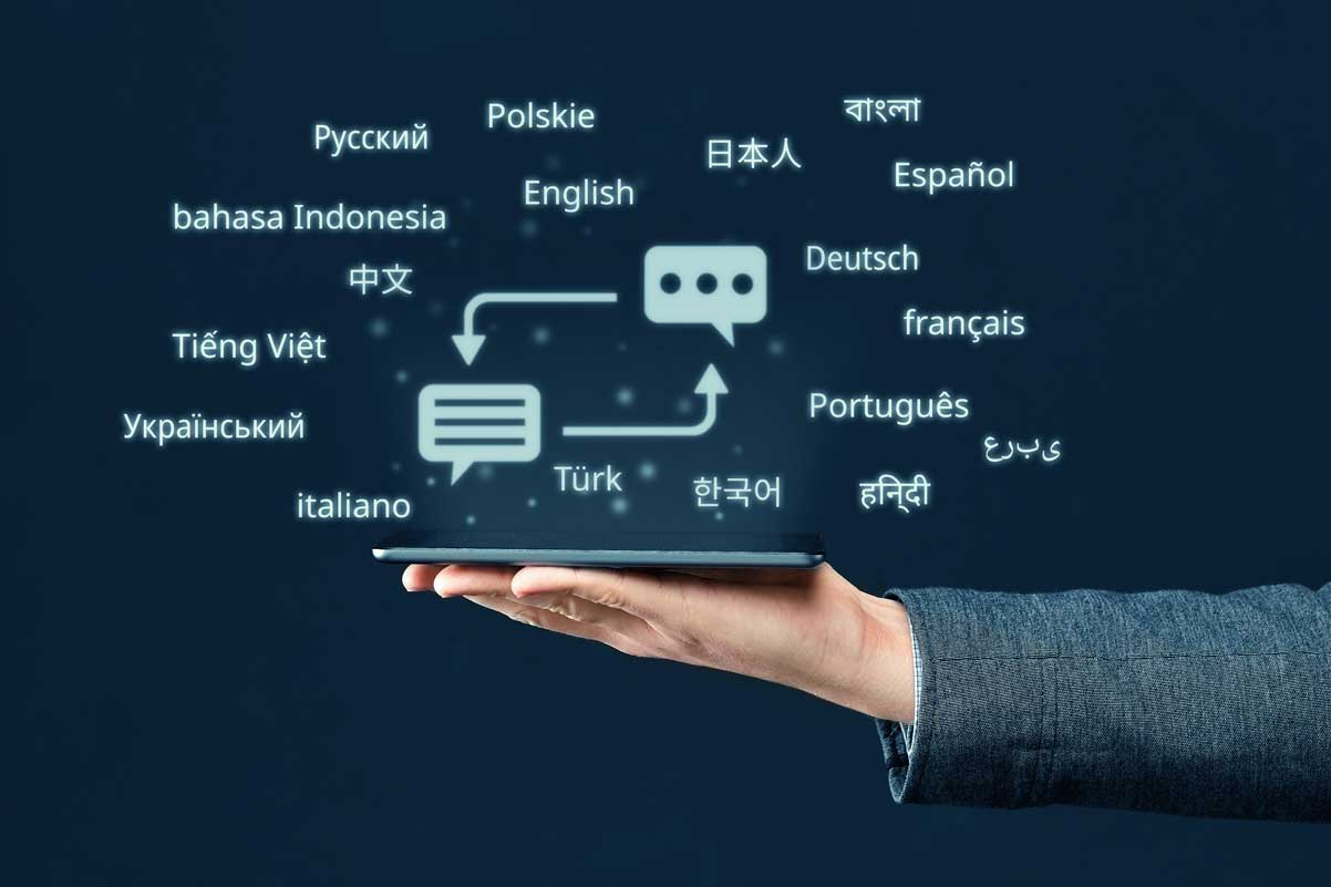 This image is showing we provide legal translation is many languages